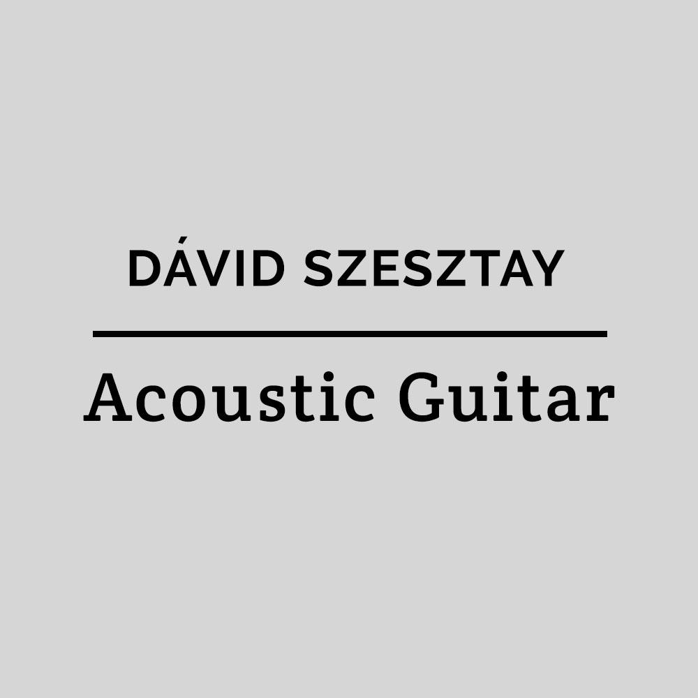 Free Music Archive David Szesztay