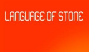Language of Stone