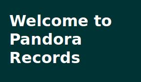 Pandora Records